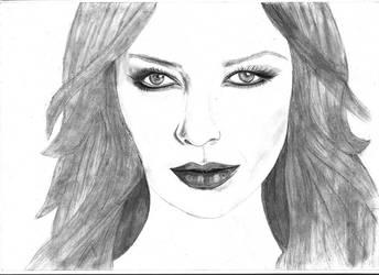 Catherine Zeta Jones by moha92