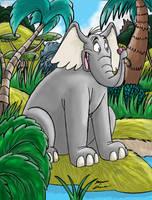 Horton: Close up by Slasher12