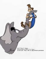 Horton and Mayor by Slasher12