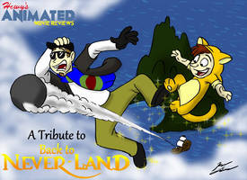 HAMR Tribute to Back To Neverland by Slasher12
