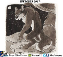 Inktober 2017 Day 6 by Slasher12