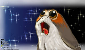Porg by Slasher12