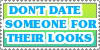Stamp: date someone for looks by Riza-Izumi