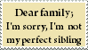 Stamp: Dear Family- sibling by Riza-Izumi