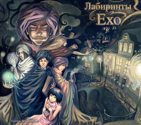 Labyrinths of Echo by VikaLC