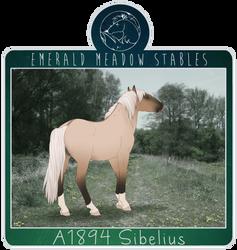A1894 Sibelius by just-sora