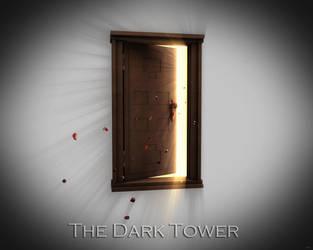 The Dark Tower - Door by michalz00