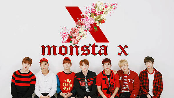 Monsta X Wallpaper By Tustextospng On Deviantart