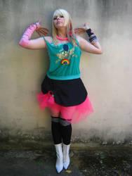 Fashion Girl Style Scene Stock by cherrybomb-81
