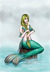 Mermaid by PLSN