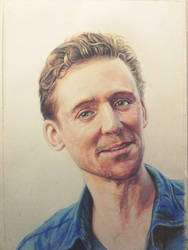 Tom Hiddleston by Broung