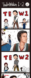 The Evil Within 1+2 by Shincomics