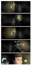 Black Mirror - David and John by Shincomics