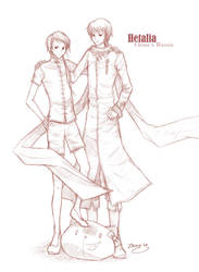 APH - China x Russia by zettablob