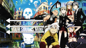 Soul Eater - Wallpaper by AbsarNaeem