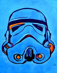 Bluetrooper by ArtistXero