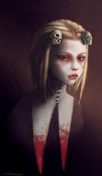 Lenore, the Cute Little Dead Girl by Ulrik-Badass