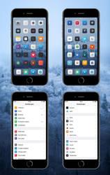 iOS 11 SETUP by Rembihnutur