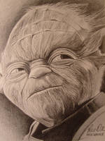 Yoda by RichWalker