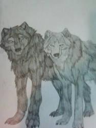 Werewolf Mates by Penguins-Fan