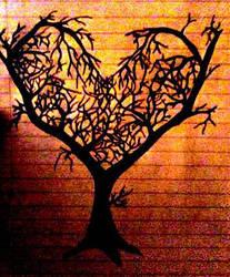 Heart Tree by Penguins-Fan