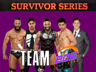 Team 205 Live by ThePeoplesLima