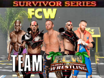 Team FCW by ThePeoplesLima