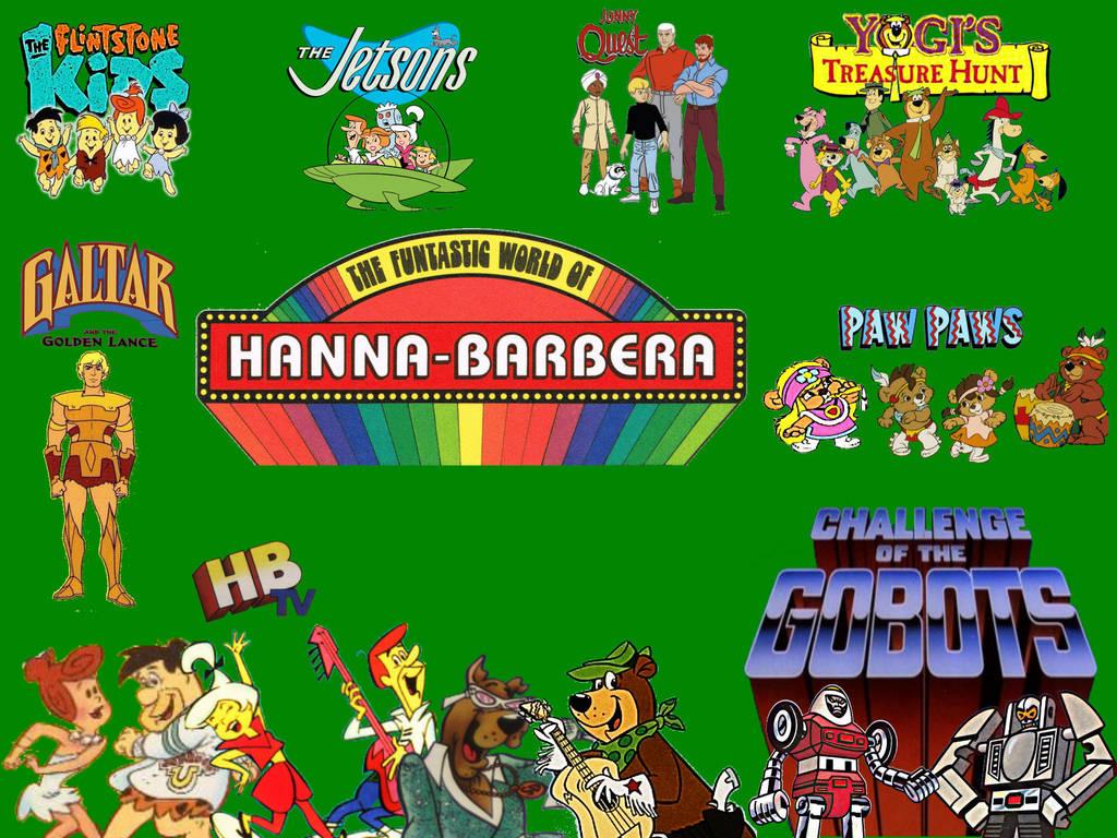 Funtastic World Of Hanna-Barbera Season 2 by ThePeoplesLima