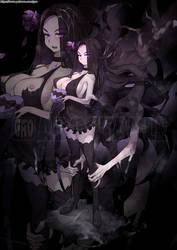 Gao Monster Girl #215 by KitsuneYin