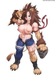 Gao Monster Girl #219 (NSFW) by KitsuneYin