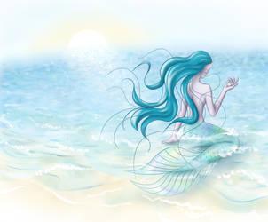 Sirena Mermaid by Graratiam