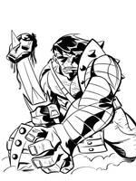 World War Hulk by dfridolfs