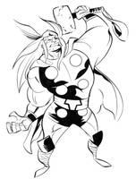 Classic Thor by dfridolfs