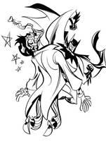 Joker KO by dfridolfs
