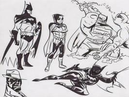 DC doodles 9 by dfridolfs