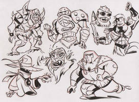 He-Man doodles 2 by dfridolfs