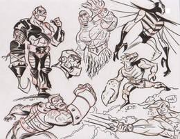 He-Man doodles 4 by dfridolfs