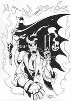 Bat Outta Hell by dfridolfs