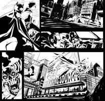 Batman: Streets Of Gotham 2 by dfridolfs