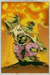 Hulk Rebomb by dfridolfs