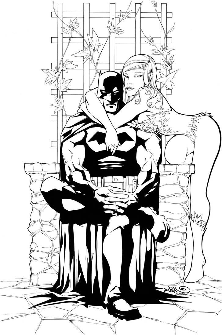 Batman Ivy by dfridolfs