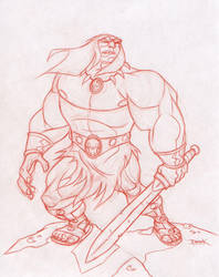 Conan by dfridolfs