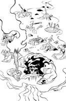 Conan Full Bleed inks by dfridolfs
