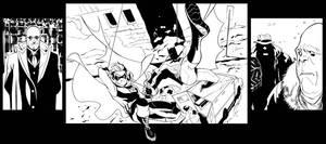 Batman: Streets Of Gotham 7 by dfridolfs