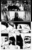 Detective Comics 866 preview by dfridolfs