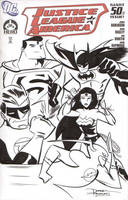 JLA HERO Initiative by dfridolfs