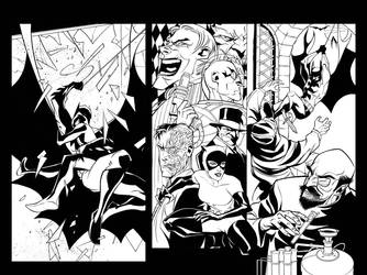 Streets Of Gotham 20 preview by dfridolfs