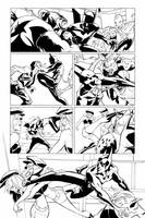 Justice League Beyond preview 2 by dfridolfs