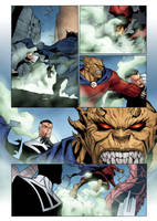 Batman Beyond Unlimited 10 preview by dfridolfs