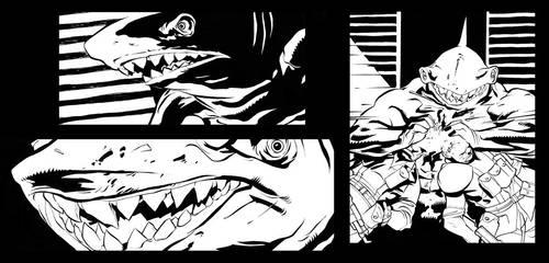King Shark by dfridolfs